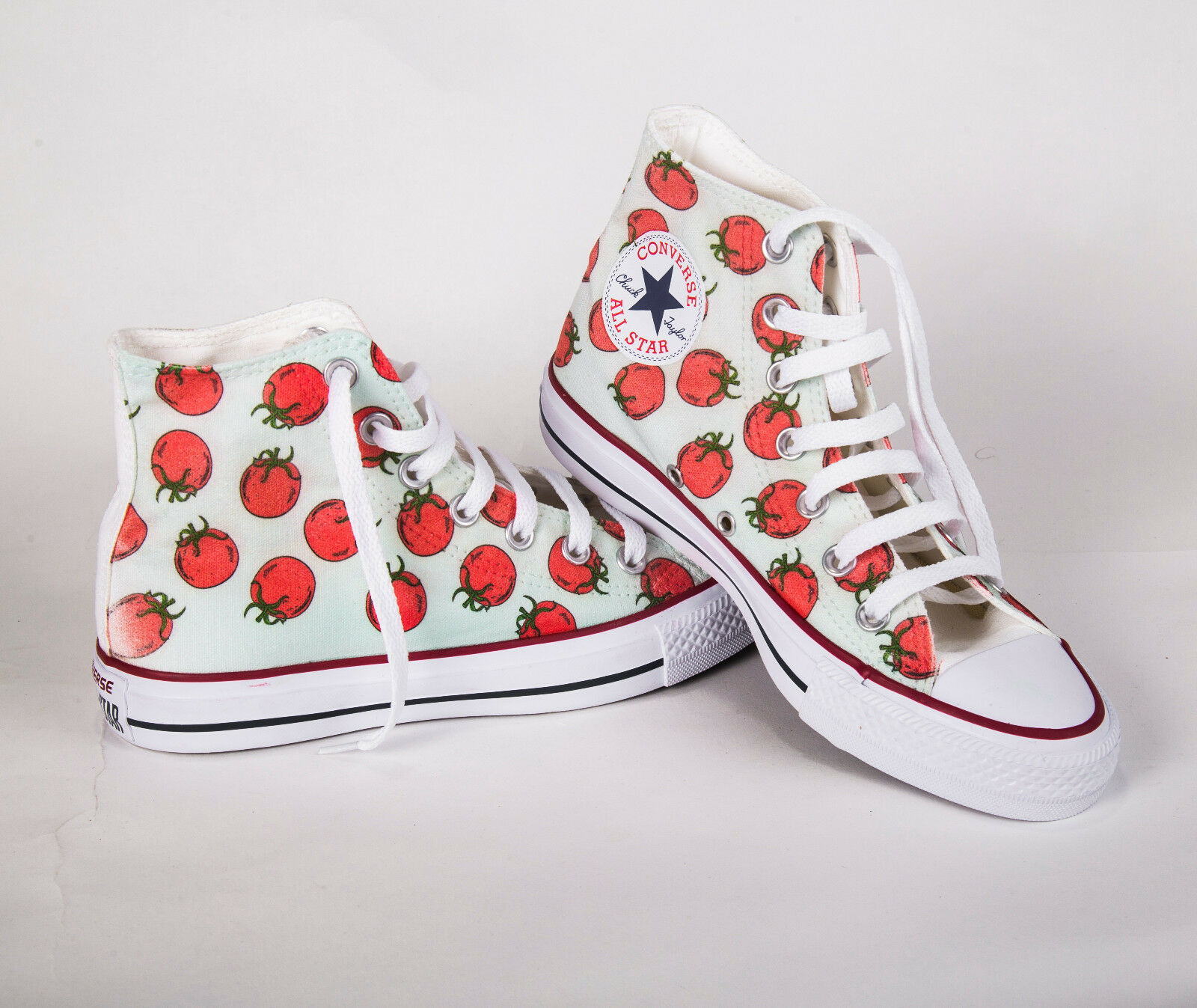 CONVERSE ALL Taylor STAR Limited Edition Chuck Taylor ALL 37 POMODORI TOMATO PRINTED f27798