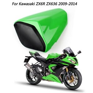 Details about Rear Seat Cover Cowl For Kawasaki ZX6R 2007-2015 Z900 17-18  Ninja 300R/EX300R PY