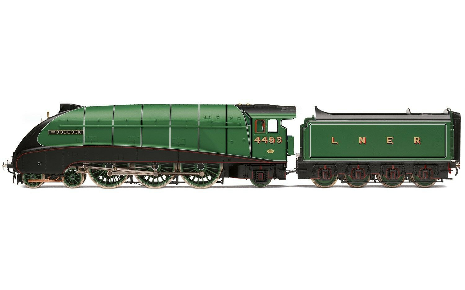 Hornby R3630 LNER Class A4  WOODCOCK  No. 4493 DCC Ready NEW