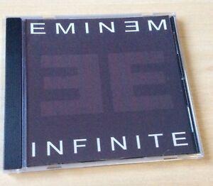 EMINEM - INFINITE (WITH RARE STUDIO TRACKS & RADIO FREESTYLES)