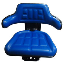 Blue Universal Tractor Seat Fits Fordfits New Holland 2n 8n 9n Naa Jubilee