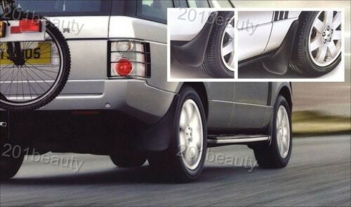4x Car Mud Flap Splash Guard Fender Mudguard Mudflap For Toyota Sienna 2011-2017