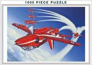 RAF-Red-Arrows-Jigsaw-Puzzle-1000-Pieces-Royal-Air-Forces-Association