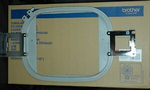 Brother-VR-Embroidery-Sewing-Machine-Hoop-Tubular-Frame-200mmx200mm-VRTF200