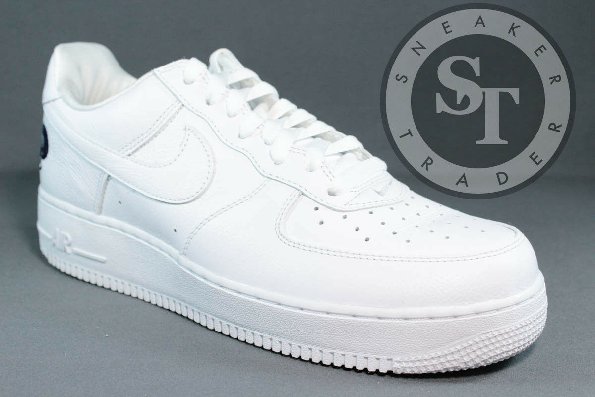 NIKE AIR FORCE 1 '07 ROCAFELLA AO1070-101 WHITE DS SIZE: 10