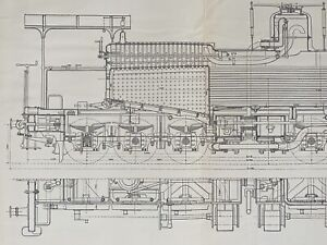 [SCHEMATICS_48IU]  1873 ENGINEERING SCHEMATIC DRAWINGS TRAIN LOCOMOTIVE INDUSTRIAL REVOLUTION  PRINT | eBay | Architectural Engineering Schematics |  | eBay