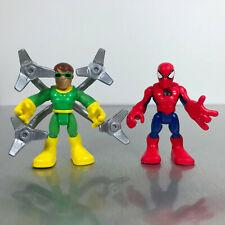 Marvel Super Hero Squad Doc Ock VARIANTE JAUNE VERT
