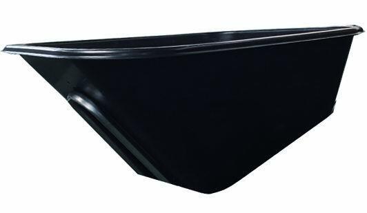 Vasca Per Carriola Vigor Per Modello Big-1 240 L