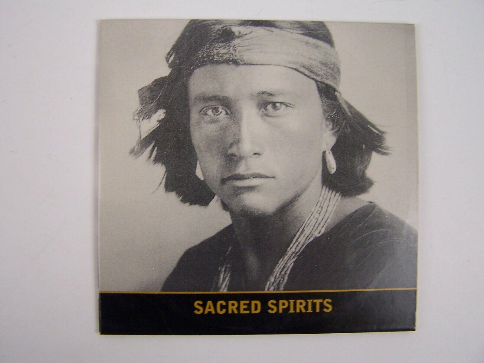 Sacred Spirit - Sacred Spirits Promo Sampler CD RARE