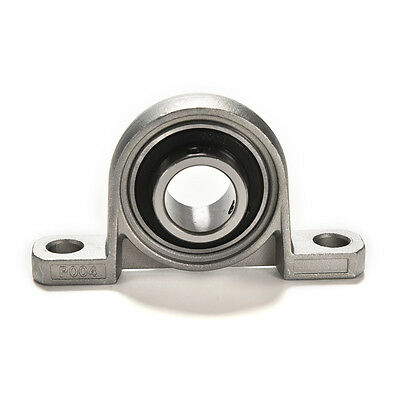 8/10/15/17/20/25mm Bore Diameter Mounted Bearings Ball Bearing Pillow Block UKFO