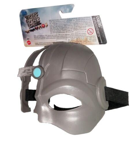 Mattel DC Justice League Hero Mask Cyborg