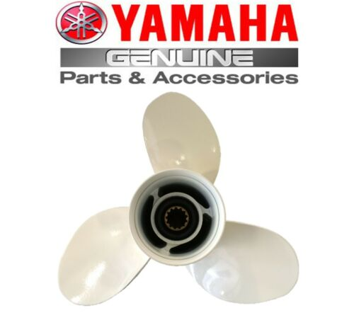 """Yamaha Genuine Outboard Propeller 25-60HP 10 5//8/"""" x 12/"""" Type G"""