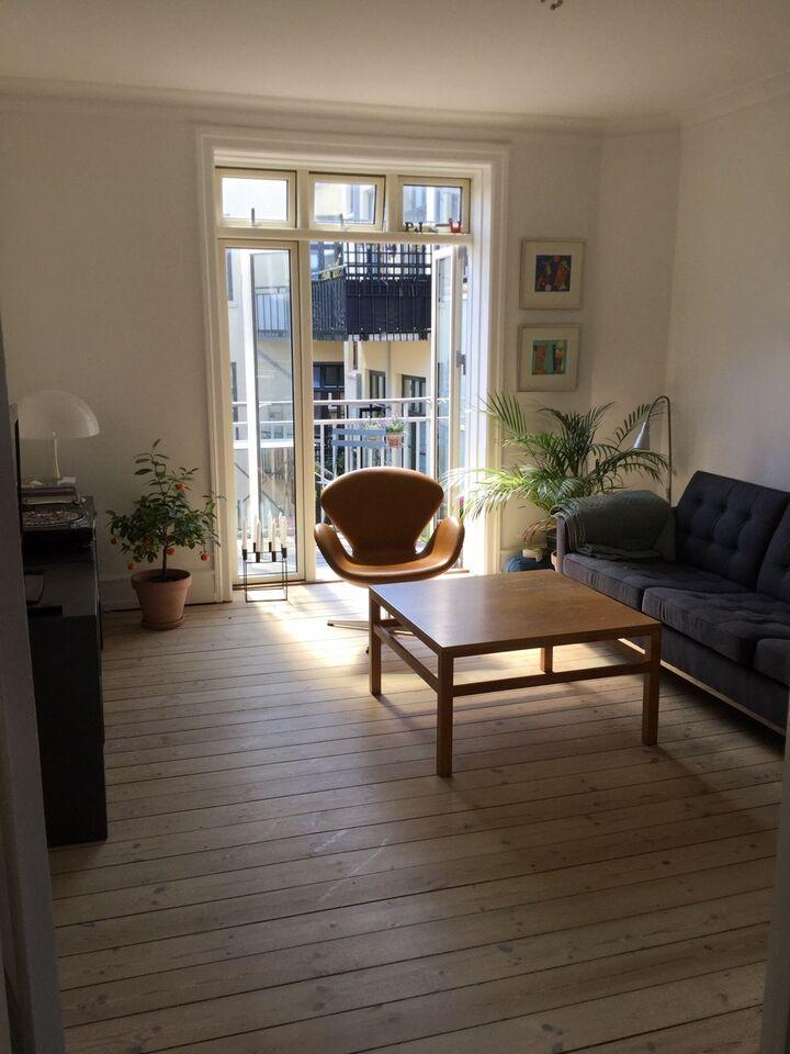 2100 4 vær. lejlighed, 106 m2, Nordre Frihavnsgade 4