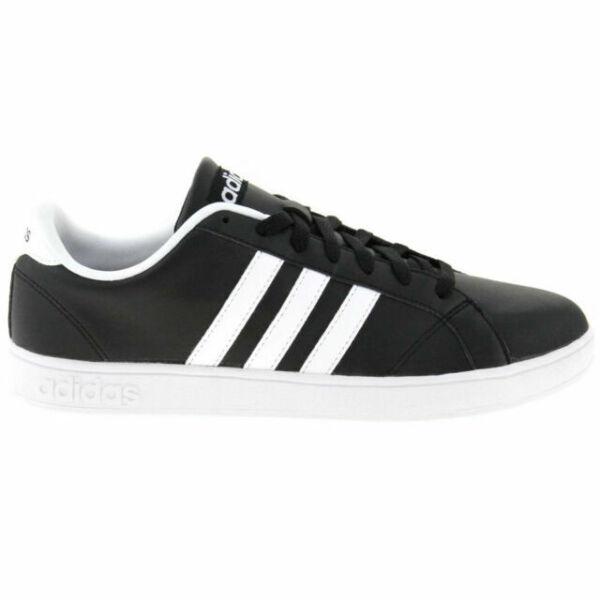 Size 9 - adidas NEO Label Baselin Black for sale online   eBay