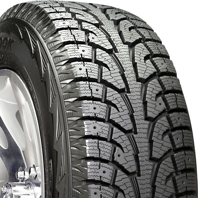 4 New Hankook I*Pike RW11 265/50R20 107T Winter Snow Tires