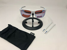 7e5f98ee578 item 4 Oakley OO9360-0858 Crossrange XL Polished White   Prizm Snow  Sapphire Iridium -Oakley OO9360-0858 Crossrange XL Polished White   Prizm  Snow Sapphire ...