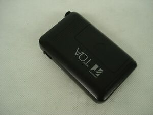 1279 Wm-5320 D02 Uhf Condenser Omni Lapel Wireless Microphone Rich And Magnificent