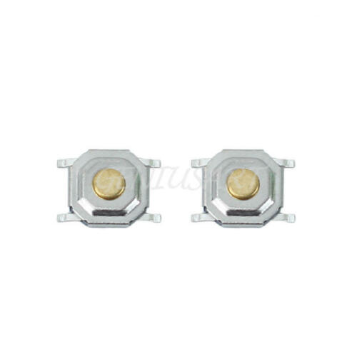 100 Pcs Electrical Tactile Push Button Micro Tact Switches 4-Pin DC 12V