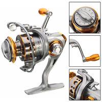 Sales12+1bb Ball Bearing Left Right Mini Freshwater Fishing Spinning Reel 5.2:1