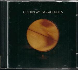 COLDPLAY-PARACHUTES-CD