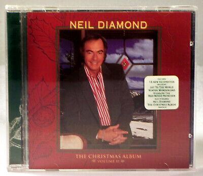 The Christmas Album, Vol. 2 by Neil Diamond (CD, Sep-2001, Sony Music) 74646646526 | eBay