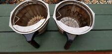 Bunn 326430000 Filter Funnel Coffee Tea Brewer 32463 Smart Funnel Lot Of 2