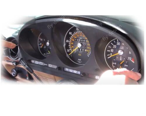 MERCEDES-BENZ A-Classe C-Classe CLK compteur de vitesse réparation ausziehhaken Kombi instrument