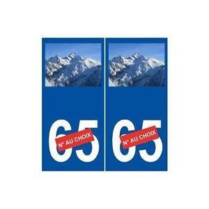 Mont-Blanc-sticker-numero-au-choix-autocollant-plaque-arrondis