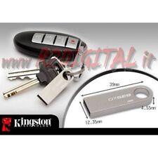 PENDRIVE SE9 MINI KINGSTON 8 GB DATATRAVELER PENNA DRIVE MEMORIA CHIAVETTA MINI