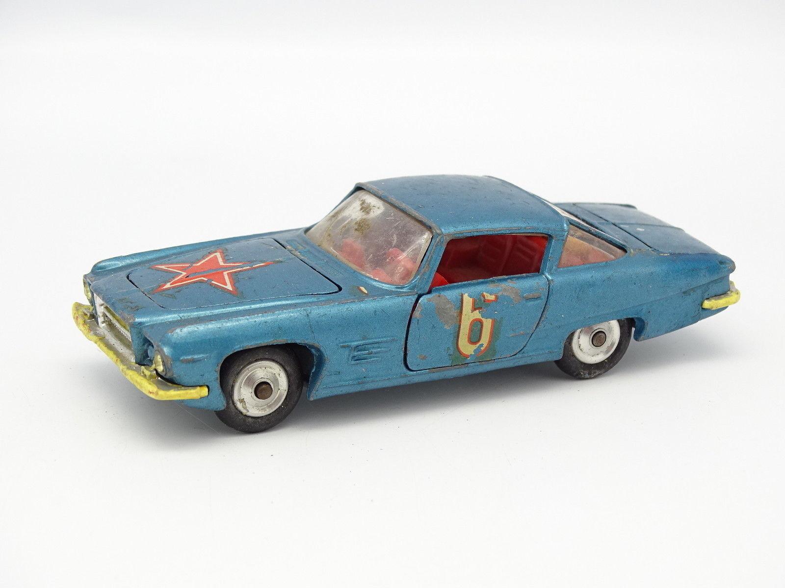 CORGI Spielzeug SB 1 43 - Ghia 6.4l Chrysler Motor blue