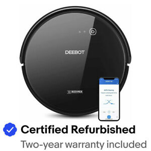 Ecovacs DEEBOT661-RB Vacuuming / Mopping Robotic Vacuum Cleaner - Refurbished