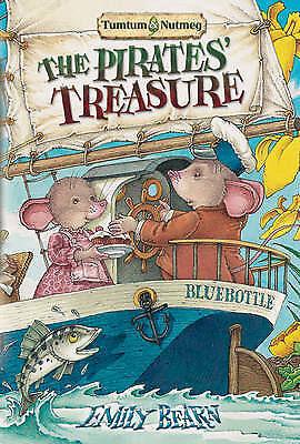 Tumtum and Nutmeg: The Pirates' Treasure, Bearn, Emily, Very Good Book