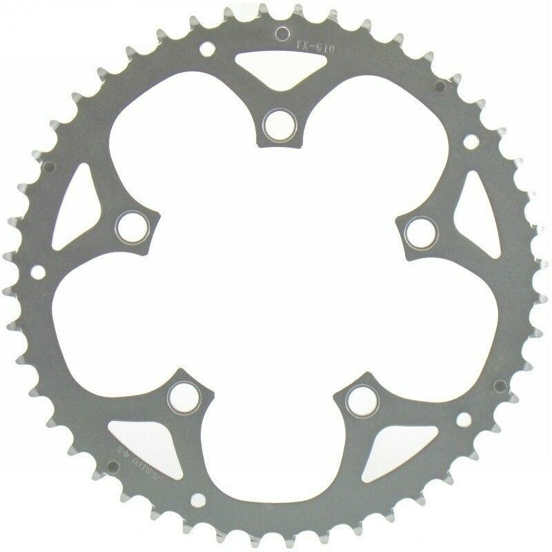 Sugino 110Mm X 48T Ss110J Supershift Alloy Chainring Silber