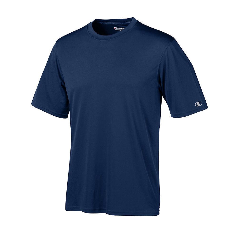 Champion Double Dry Performance T-Shirt Mens Sports Shirts S M L XL 2XL 3XL CW22