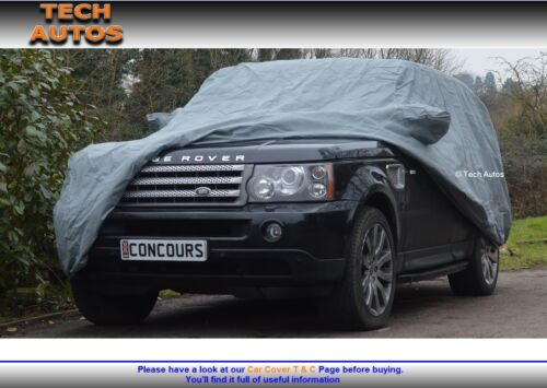 Cubierta de polvo gris interior horizonte Range Rover Evoque L538 ligero