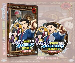 ace attorney anime season 2