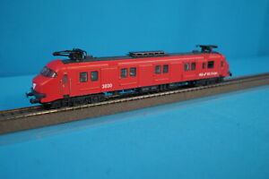 Marklin 37892 NS Electric Train set Motorpost Mp 3000 RED DIGITAL