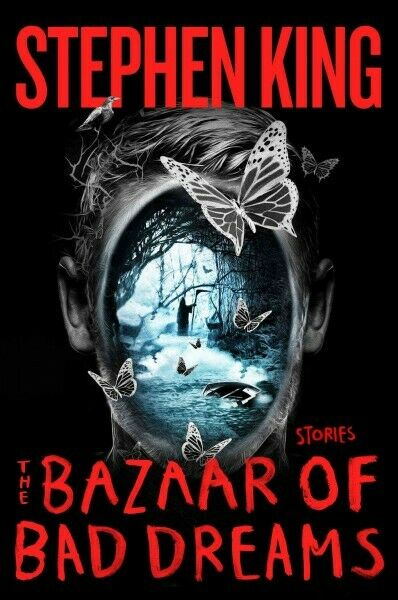 Bazaar of Bad Dreams, Hardcover by King, Stephen, Brand New, Free P&P in the UK