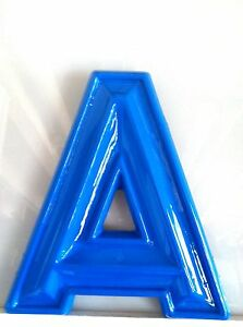Movie-Theater-Marquee-Letters-Plastic-12-034-Blue