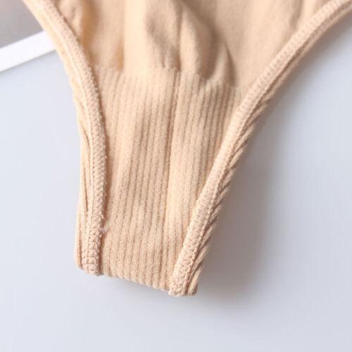 Women Body Shaper Tummy Control High Waist Panty Briefs Shapewear Underwear S-XL