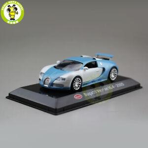 Defective-Model-1-43-Bugatti-Veyron-16-4-2005-Diecast-Model-car