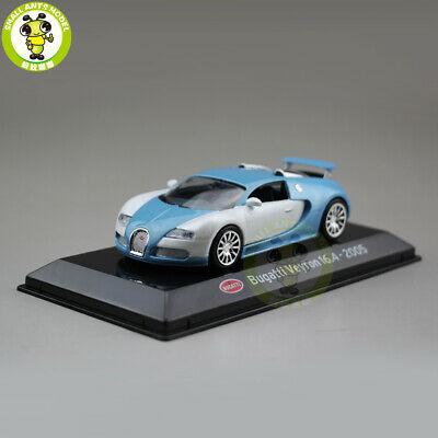 "DIE CAST "" BUGATTI VEYRON 16.4-2005 /"" SUPER CAR SCALA 1//43"