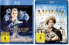 2 Blu-rays * DIE UNENDLICHE GESCHICHTE + MOMO IM SET ~ Michael Ende # NEU OVP +/