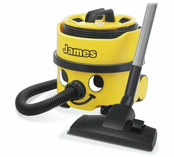 Numatic JVP-180-11 James Aspirateur à cylindre à Sac Hoover