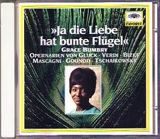 Grace BUMBRY Ja die Liebe hat bunte Flügel Bizet Carmen Verdi Gounod Tchaikovsky