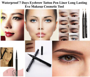 Woman-Tattoo-Eyebrow-7-Days-Long-Lasting-Waterproof-Cosmetic-Pen-Liner-Makeup