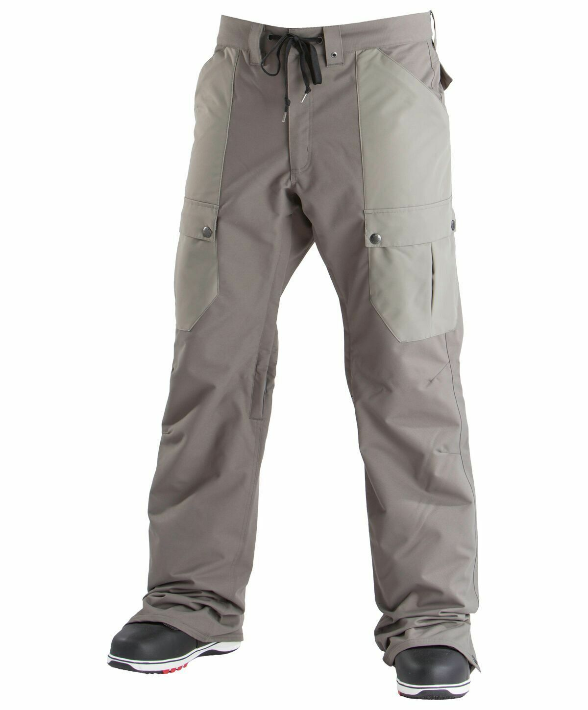 2019  NWT Airblaster Mens Freedom Cargo Pant Pants L Large 10K Snowboard pr230  presenting all the latest high street fashion