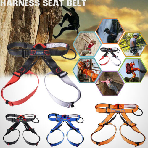 Cintura di imbracatura per attrezzatura da arrampicata in corda doppia