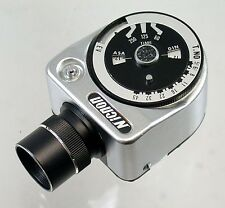 NICNON Fernglas binocular camera light exposure meter -top serviced rarest !-