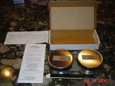 Professional Radon Gas Dual Canister Test Kit